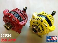 350 AMP 11026 Alternator Crown Victoria Town Car Police High Output Performance