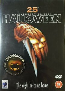 Halloween 25th Anniversary Edition (DVD, 2006) Cert 18