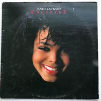"""Janet Jackson Escapade Vinyl Record Original 1990 12"""" Pressing"""