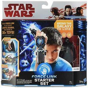 Star Wars Force Link Starter Set including Force Link Figure Hasbro New Genuine