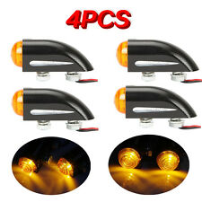 Bullet LED Turn Signals Lights For Suzuki Boulevard M109R C50T C90T S40 M50 M90