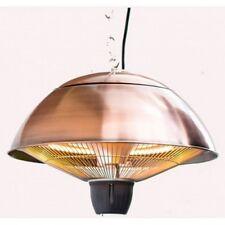 La Hacienda Hanging patio/marquee Halogen heater In Copper Finish 1500 W 69508