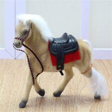 Spielzeug für Spielpuppen Fliska Pferd Pferdchen Falbe, Nr. 370f
