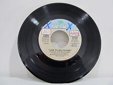 "45 RECORD 7""- DONNA SUMMER - LOVE TO LOVE YOU BABY"