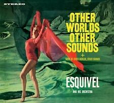 Juan Garcia Esquivel - Other Worlds Other Sounds / More Other Worlds Other Sound
