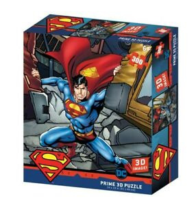 NEW Super 3D 300Pc - Superman Strength from Mr Toys