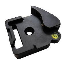 Liberación rápida Qr Adaptador ligero Manfrotto 200pl compatibilidad 1/4 3/8 Placa