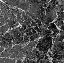 88 x Vinyl Floor Tiles - Self Adhesive - Kitchen, Stick BNIB Plain Marble Effect