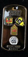I MEF OIF US MARINES ARMY AL ANBAR IRAQ DOG TAG CHALLENGE COIN 2ND 3rd INFANTRY