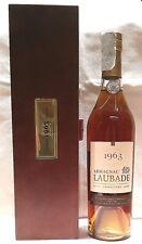 ARMAGNAC LAUBADE 1963 (IMBOTT./BOTTLED 2015) 0,50 LT. CON COFANETTO LEGNO