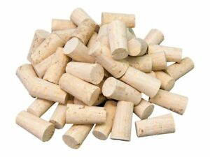 20 x Tapered Corks Bung Stopper Bottle size: 10 / 13 mm
