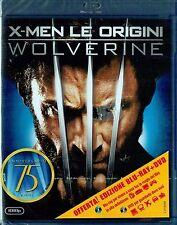 Blu-ray & DVD X-MEN LE ORIGINI WOLVERINE - Nuovo! - Idea regalo! Bluray/Dvd