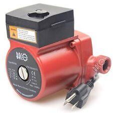 BACOENG 3/4'' 110V/115V Hot Water Circulation Pump /Circulator Pump For