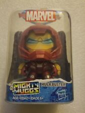 New in package ~ Marvel Comics Mighty Muggs Hulkbuster #18