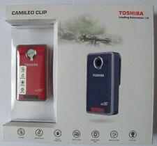 Toshiba Camileo Clip camcorder