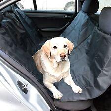 Nuevo impermeable auto posterior Cubierta de asiento trasero para Mascota Perro Gato Protector Hamaca Estera del trazador de líneas