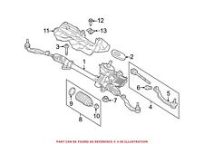 For Mini Genuine Steering Tie Rod Assembly 32106867405