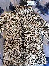Roberto Cavalli Girl Long Sleeve Turtle Neck Shirt Size 5