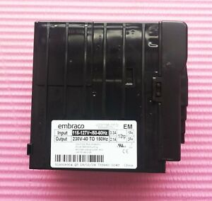 New Embraco Refrigerator Inverter VCC3 1156 519308304 EM