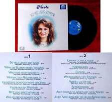 LP Nicole: So viele Lieder sind in mir (Jupiter 625666 BU) D 1983