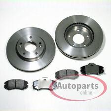 Kia Magentis Bremsscheiben Bremsen Bremsklötze für vorne die Vorderachse*