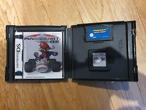 Mario Kart DS + Mario Kart GBA