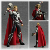 Fit Marvel's The Avengers Thor Figma Anime PVC Action Hero Figure Toy Figure New