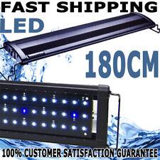 Beamswork Aquarium Fish Tank Aqua LED Light 180cm 84W 10000k 6FT Blue White