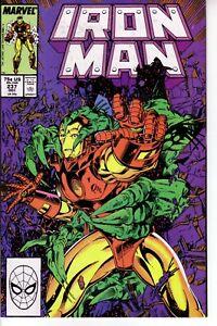 IRON MAN #237 (FN) 1988