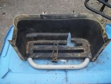 2001 BOMBARDIER TRAXTER 500 4WD RIGHT SIDE FOOT PEG FOOTWELL FOOT REST