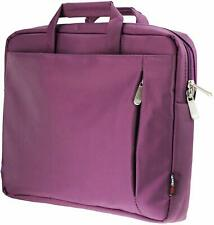 """Navitech Purple Graphics Tablet Case for NEWYES NYWT120 LCD 12"""" NUEVO"""