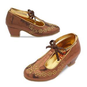 Shop Disney Store Elena of Avalor Princess Costume Shoes Dress Up New RETIRED