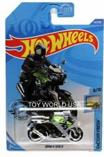 2020 Hot Wheels #65 Factory Fresh BMW K 1300 R motorcycle