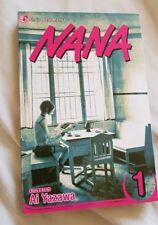 Shojo Beat Manga NANA, Volume 1: Story & Art By Ai Yazawa
