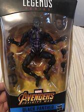 """Marvel Legends Avengers Infinity War 6"""" BLACK PANTHER Figure M'Baku BAF"""