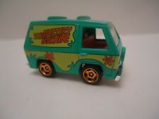 Hot Wheels 2021 The Mystery Machine Scooby-Doo 5/10 HW Screen Time LOOSE
