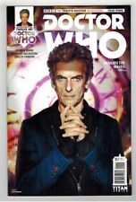 DOCTOR WHO: THE TWELFTH DOCTOR #1,2,4,6-13 SET - GREAT PHOTO COVERS - TITAN/2017