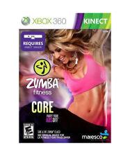 NEW Zumba Fitness Core (Xbox 360) NTSC