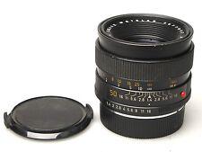 Leica Leitz SUMMILUX-R 50mm f1.4 e55 GERMANY