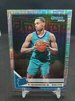 2019-20 Donruss PJ Washington Jr. Infinite Rated Rookie RC Hornets #211