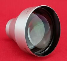 Sony VCL-ST30 High-grade Telephoto Camcorder Lens 3.0X 37mm w/30mm Adapter Mint
