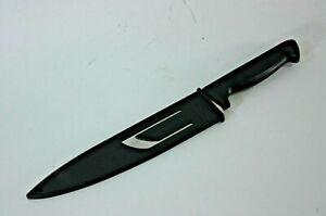 "J A Henckels International Slicing Knife 8"" Ever Edge Serrated With Sheath"