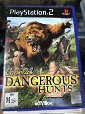 Cabelas Dangerous Hunts PS2