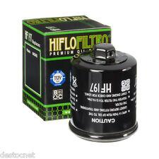 Filtre à huile de qualité HF197 Aeon 200 Quad 02-08 /300 Elite i.e. /350 Cobra /