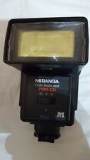 Miranda 700 CD Multi Dedicated Flashgun Working Various Olympus Canon A Pentax