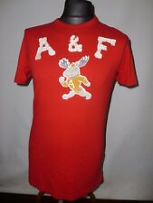 "Abercrombie & Fitch Músculo Camiseta Talla L Nuevo hoyo a hoyo 20"""