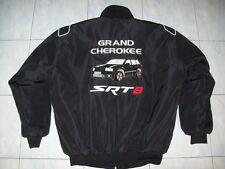 NEU Jeep GRAND CHEROKEE SRT8 Fan - Jacke schwarz jacket veste jas giacca jakka