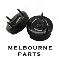 2 FRONT STRUT MOUNTS TOP CAP BUSHING for Ford Falcon BA BF FG 1