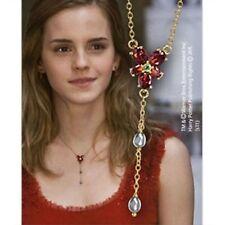 Amazing Harry Potter Hermione  Deathly Hallows Pendant with Luxury Velvet Bag