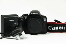 Canon EOS 1300D 18.0MP Digital SLR Camera body - Very low shutter count 964